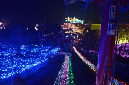 リフト イルミリオン光の海 相模湖プレジャーフォレスト.jpg