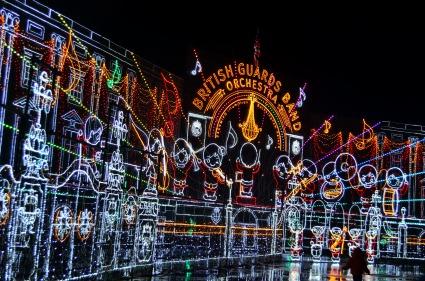 光のバッキンガム宮殿 さがみ湖イルミリオン プレジャーフォレスト.jpg