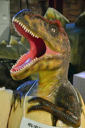 卵と恐竜 太古レストランDINOSAUR 大和市代官.jpg