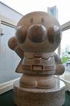 アンパンマン石像 1Fアンパンマンの丘 わんぱくタウン 横浜.jpg
