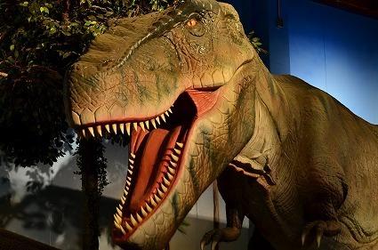 ティラノサウルス 太古レストランDINOSAUR 大和市代官.jpg